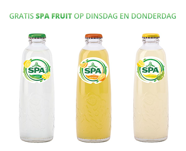 Gratis SPA Fruit