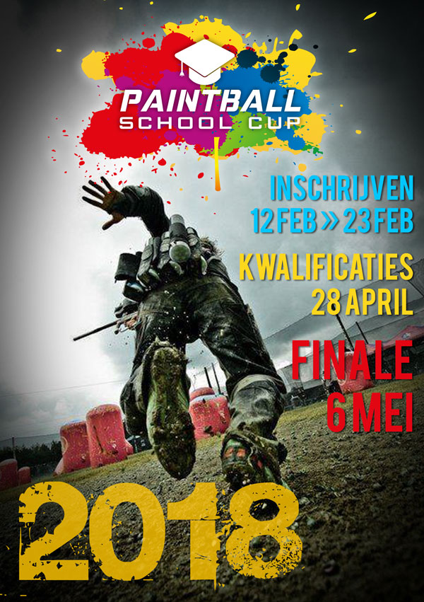 Paintball School Cup