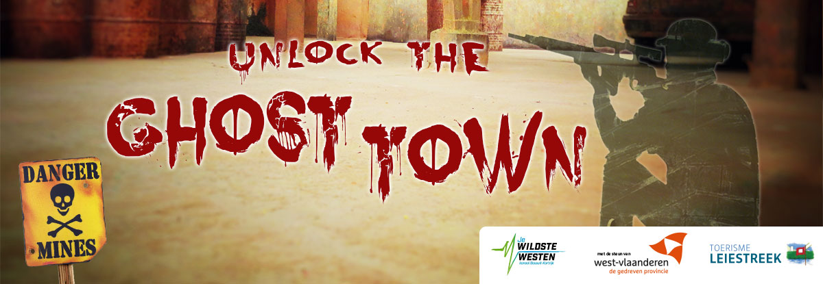 Unlock the Ghost Town